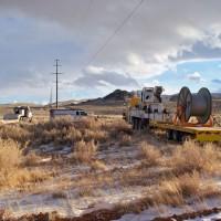 اجرای کلیه عملیات تغییر مسیر خط دو مداره تلسکوپی 132 کیلو ولت شمال پارک